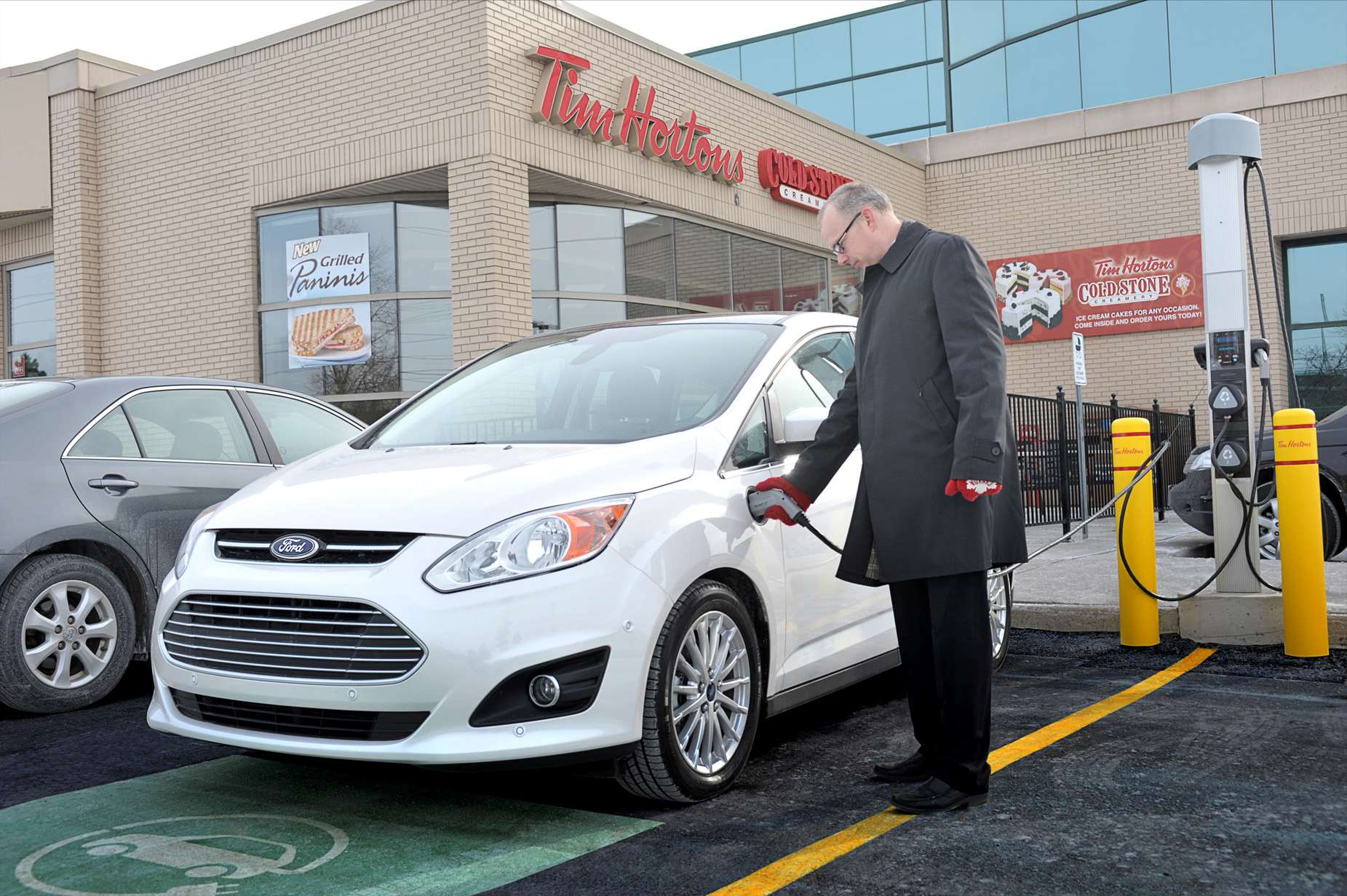 Tim Hortons Expands Electric Vehicle Charging Station Pilot
