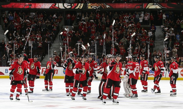 Will the Senators Become Canada's Team?