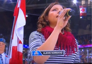 Butchering of American Anthem By French Canadian Causes a Stir