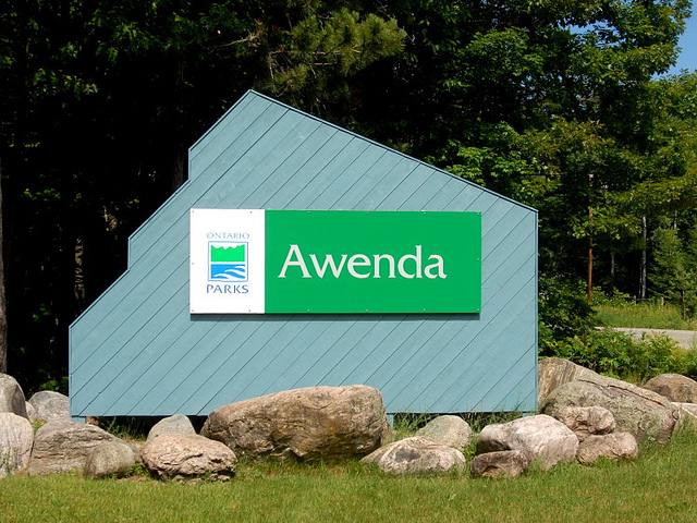 The Adventure Begins, Awenda Provincial Park
