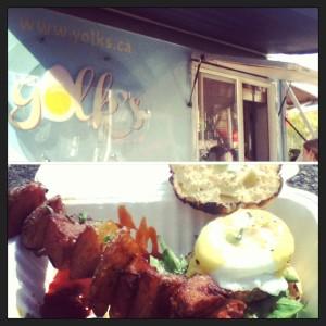 Yolk's Food Truck