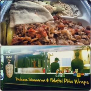 Mr. Shawarma Food Truck