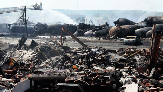 Transport Canada Responds to TSB's initial Lac-Mégantic recommendations