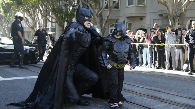 Batkid Saves Gotham aka San Francisco