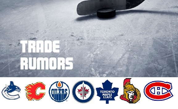 Canadian NHL Trade Rumours