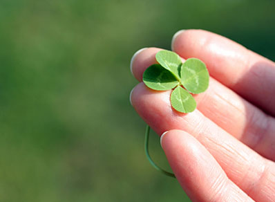Get Lucky: How to Improve Your Fortune