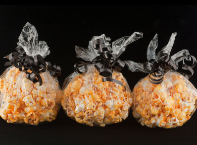 Yummy (and Healthy!) Kids' Halloween Treats