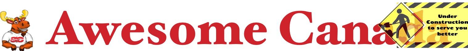 Awesome Canada logo