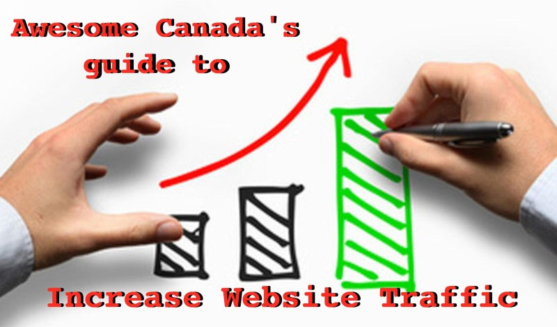 The Three Easiest Ways to increase Website Traffic