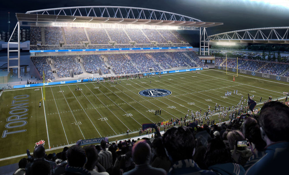 Will the Argos Survive the Move to BMO Field?