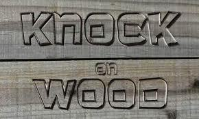knock-on-wood